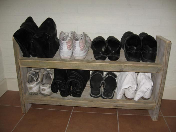 schoenenrek steigerhout