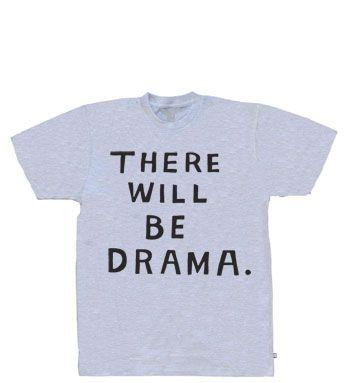 drama. drama. drama.