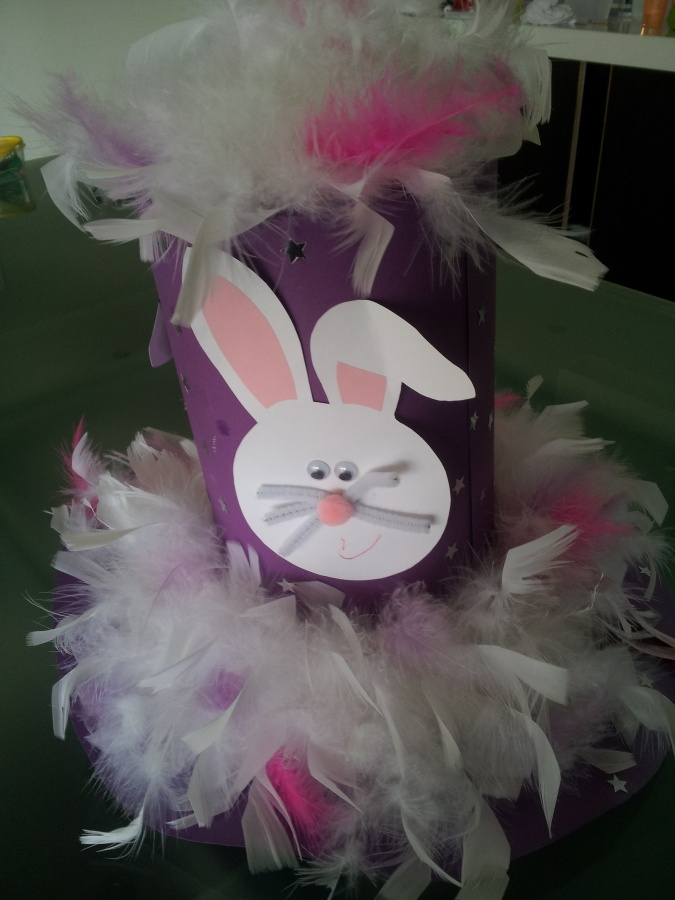 Easter Bonnet idea
