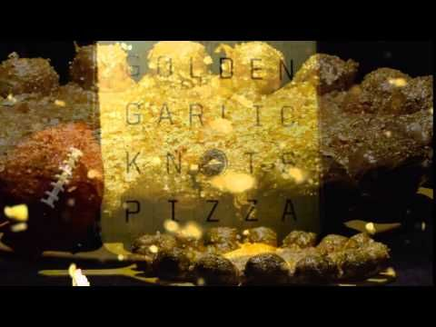 This Is Why We Deserve Trump: Pizza Hut Offers Garlic Knot Pizza Dipped In Edible Gold I Fast Co