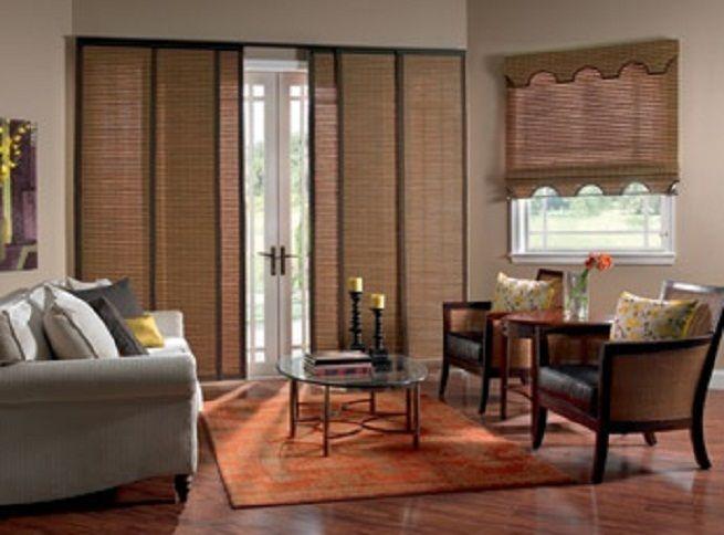 Sliding Glass Door Coverings Ideas Sliders