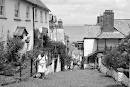 The Old Cottages at Clovelly