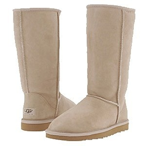 UGG Australia Classic Tall Boots Sand Brown Shoes Womens 7 Sheepskin  Leather | eBay On auction