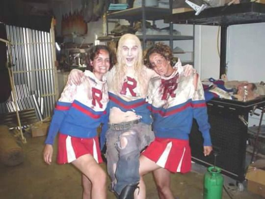 Behind the scenes - House of 1000 Corpses