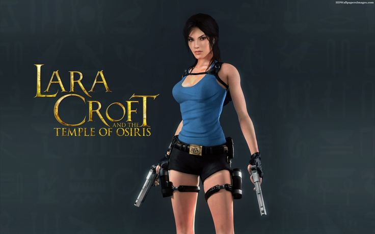 To transfer or Set this Free Lara Croft and the Temple Of Osiris Wallpaper because the Desktop Background Image for yourportable computer, Macintosh or pc.