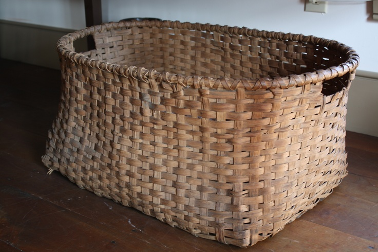 Basket for stuff you just aren't ready to deal with yet