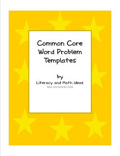 Free Common Core word problem templates.  Click the image to access them.: Classroom Math, Schools Math, Math Freebies, Problems Templates, Teaching Math, Common Cores Math, Math Ideas, Templates Freebies, Education Math