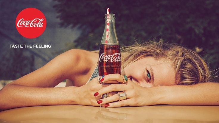 Coca-Cola | Taste the Feeling - Guy Aroch, Nacho Ricci & Anna Palma