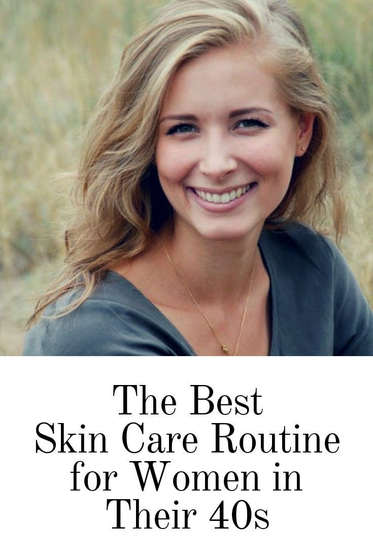 How To Take Care Of Your Face When You Re Nearing Your 40s Skin
