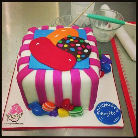 candy crush birthday cake images | Back to Post :Creative imagination for make Crush Candy Crush