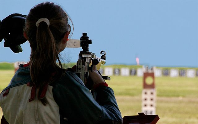 For only the third time in over 100 years the NRA National Smallbore Rifle Championships will not be held at Camp Perry, OH.