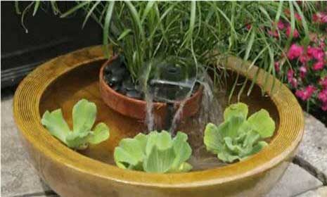 Watch Create A Container Water Feature In The Better Homes