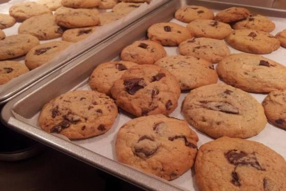 cookies | Cooking Chef de KENWOOD - Espace recettes