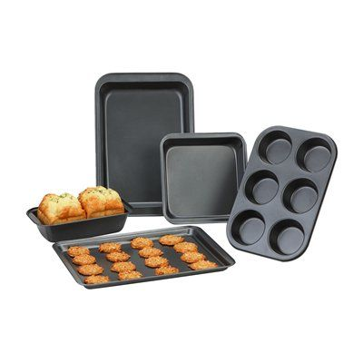 Modern Homes 68154 Modern Homes Easy Storage Bake Set - 5pc