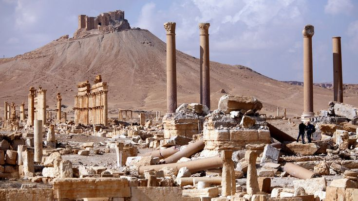 Los responsables de ese sitio arqueológico de Siria mantienen un contacto permanente con ese organismo internacional, pero no reciben su asistencia material.