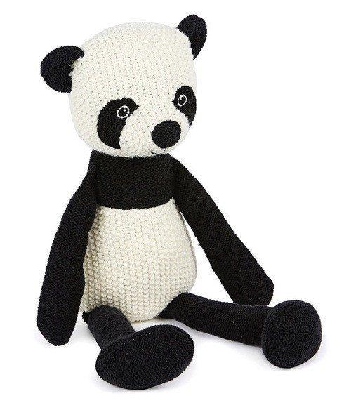 Nana Huchy Taj The Panda