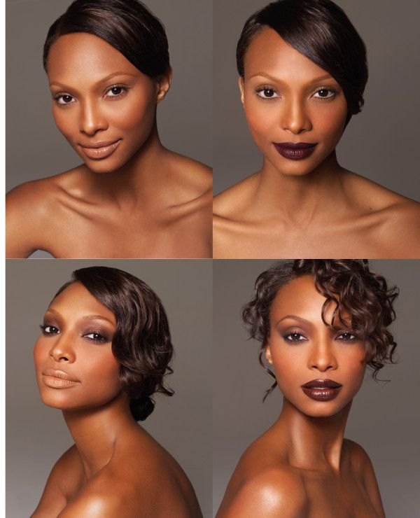 88 best Makeup for WOC like me w/ dark skin images on Pinterest
