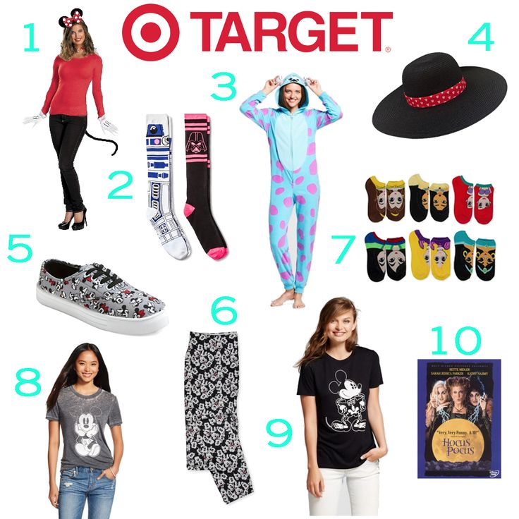 10 Disney Best Sellers From 3 of Our Favorite Online Stores | Target Disney accessories + fashion + PJ's + jewelry | [ http://di.sn/6006BhQLG ]
