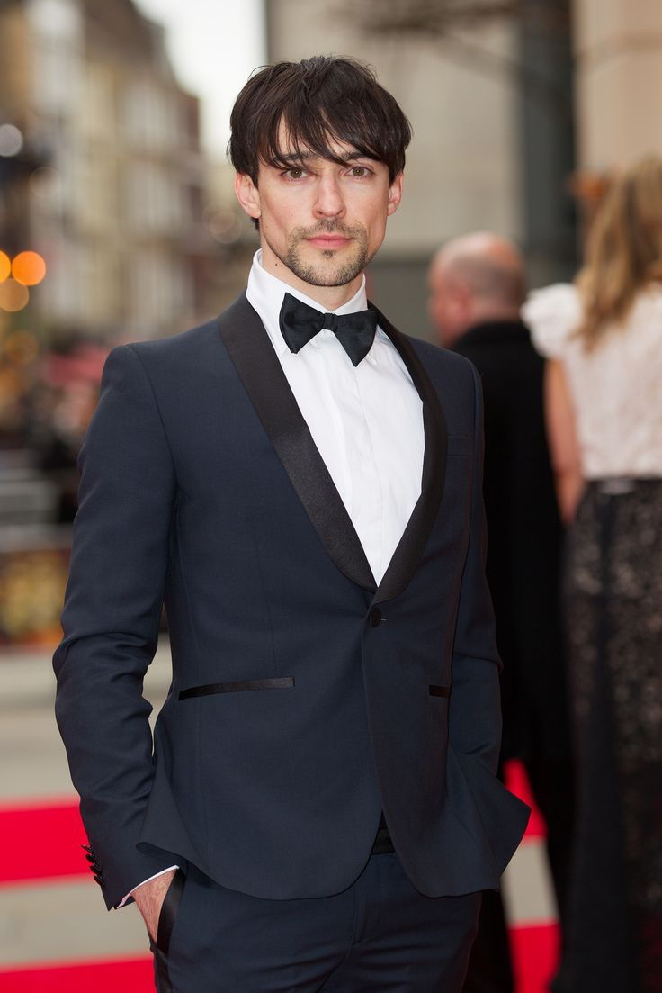 Good gracious. He's a good bad guy! Blake Ritson