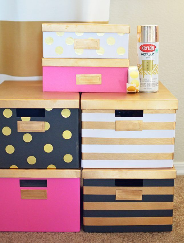 24 Stylish IKEA Hacks for Your Dorm Room via Brit + Co
