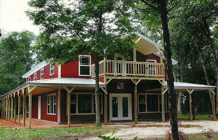 Best 25 metal building homes cost ideas on pinterest for 2 story barndominium