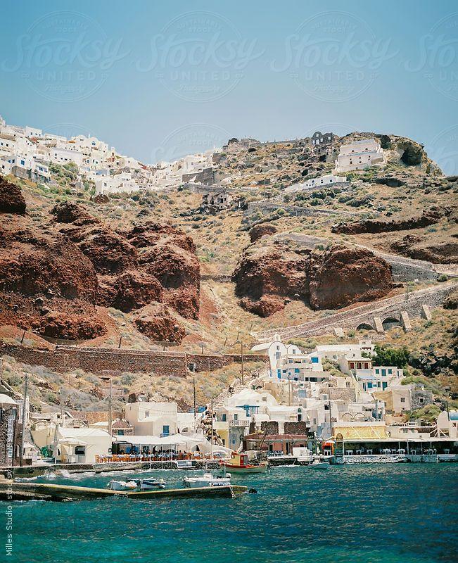 Santorini View, Grece