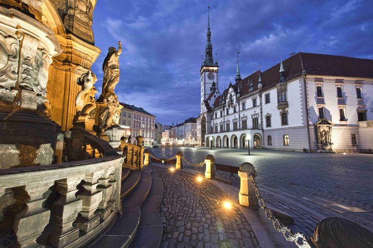 Horní náměstí/Upper Square
