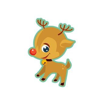 This is a  small deer Rudolph freebie clipart!On the transparent background, printable, RGB mode.Please use only for your creative works this item do not for resell, do not share, do not sell in image collections!  2015 Magicvectorart.