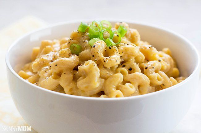 Recipe:+Healthy+Stovetop+Mac+and+Cheese