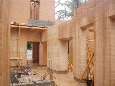 Rammed Earth is for Everyone: ADAMA Earth Construction and Architecture