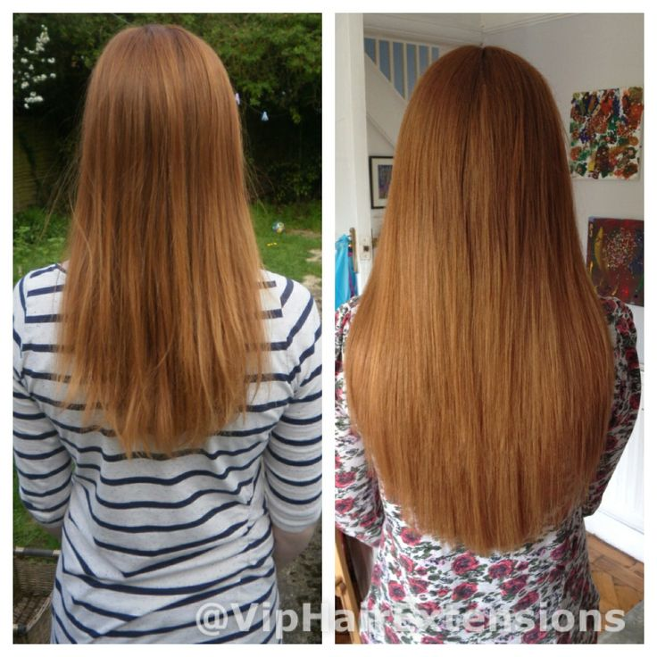 Beautiful ginger hair extensions www.viphairextensions.co.uk