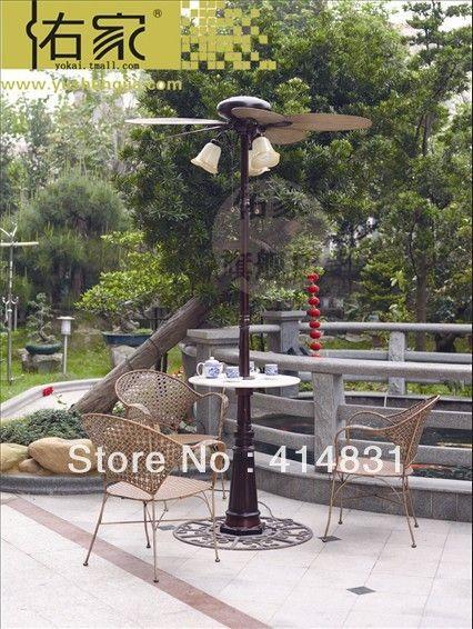Ceiling Fan Light Outdoor Fan Floor Fan Rustic