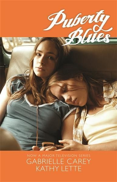2012 version of Puberty Blues as a TV series = brilliant!