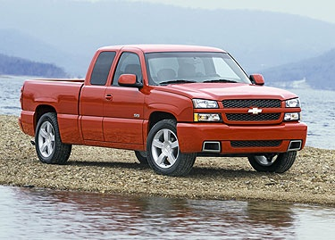 Chevy Silverado SS- I want this color but lifted