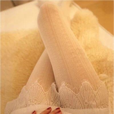 Японские Лолита эстетические бары старинные полые тонкие бутон белые чулки колготки чулки бесплатная доставка Сива