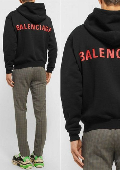 fd4332038f1 Top 15 Balenciaga Men's Sweatshirts and Hoodies in 2018 | Shop Men's ...