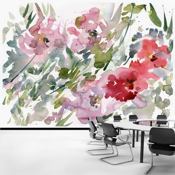 Art wall paper by Finnish fashion designer Jukka Rintala. Buy at www.art4u.fi