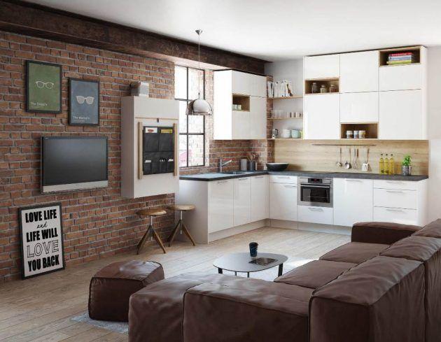 Toll ... Gestalten 260 Einrichtungsideen Teil1. Best 20+ Küche Planen Ideas On  Pinterest Plan De Travail   Perfekte Kuche Planen Und