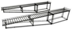 Car Ramp Plans UK. Wire form image