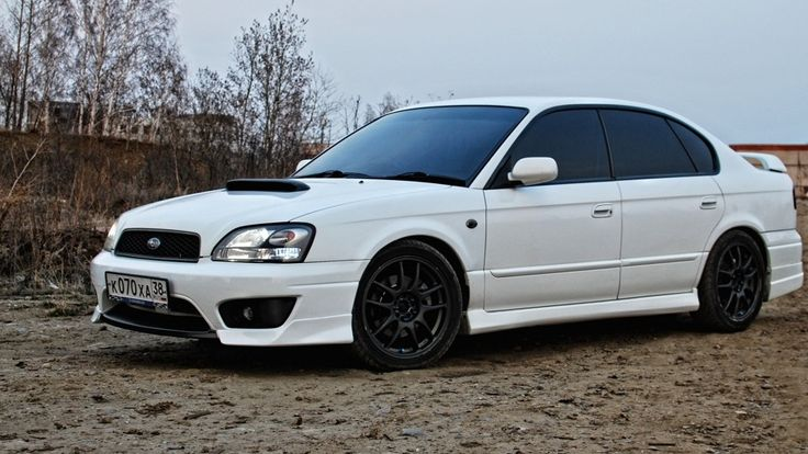 Subaru Legacy B4 RSK Limited II BE5 | Car stuff ...