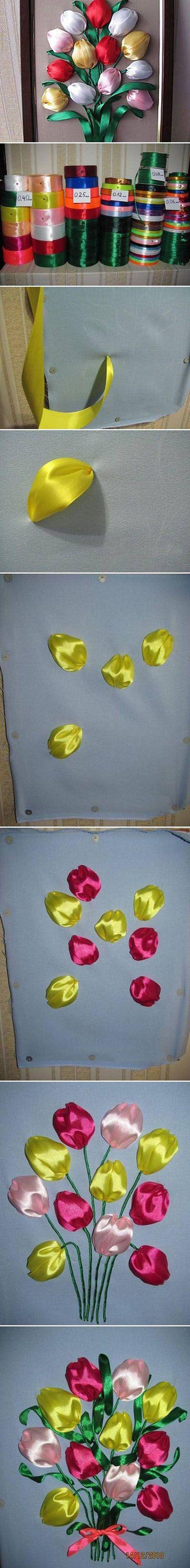 DIY Beautiful Flower Decoration beautiful diy crafts do it yourself diy projects crafty flower decoration