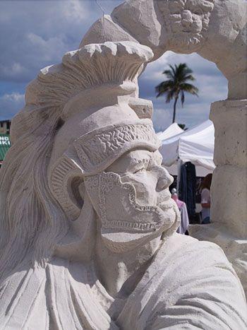 World Championship of Sand Sculpting 2013