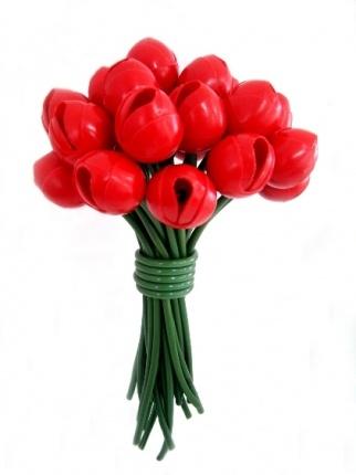 10 best images about flores artesanais on pinterest - Flores de plastico ...