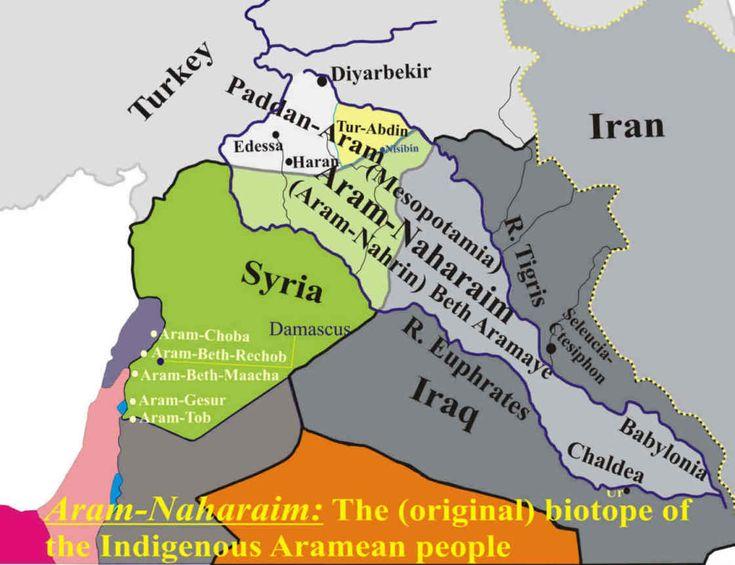 Aramean People in Mesopotamia
