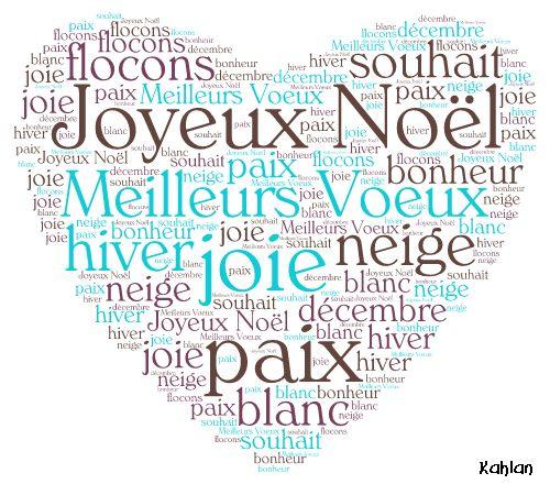 CHRISTMAS, JOYEUX NOEL CLIP ART