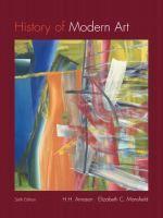 History of modern art / H.H. Arnason, Elizabeth C. Mansfield
