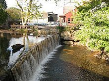 This mill in New Hope, PA is gorgeous. It is just so pretty and the background helps to transport you to a time when the mill was working non-stop. I really enjoyed my visit here.
