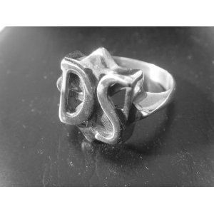 Original D.s. Drive Shaft Ring Charlie Lost Props  Solid Sterling Silver 925 on Etsy, $59.99