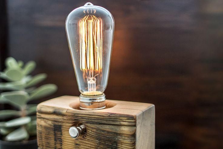 Edison Lamp Vertical