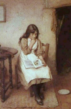 The Picture Book ~ Charles Edward Wilson ~ (English: 1854-1941)